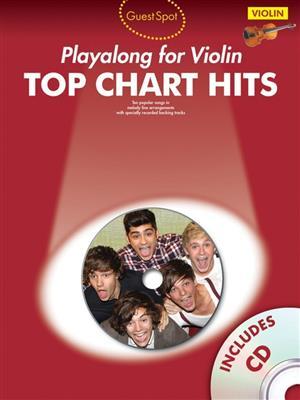 Guest Spot: Top Chart Hits - Violin