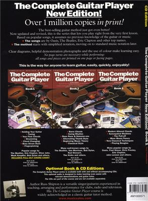 The Complete Guitar Player Book 1 - New Edition