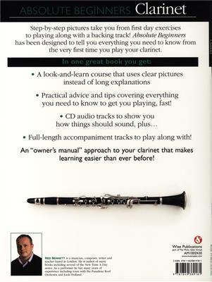 Absolute Beginners: Clarinet