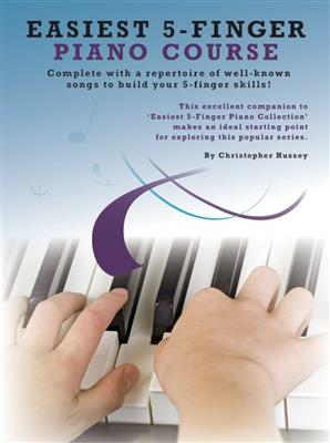 Easiest 5-Finger Piano Course