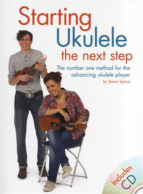 Steven Sproat: Starting Ukulele - The Next Step
