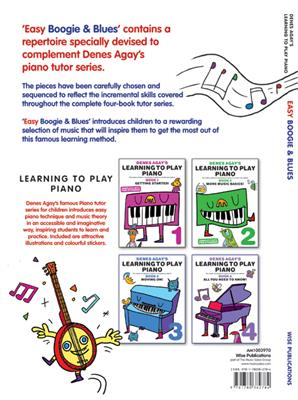 Denes Agay's Learning To Play Piano - Boogie And Blues