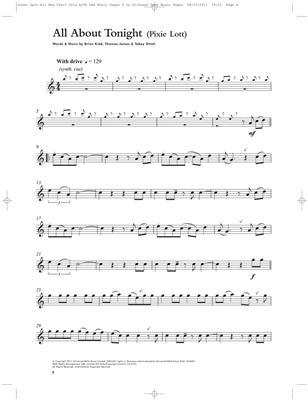 Guest Spot: All New Chart Hits (Alto Saxophone)