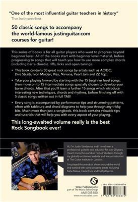 The Justinguitar.com Rock Songbook
