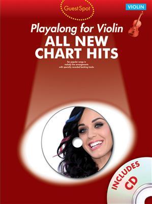 Guest Spot: All New Chart Hits (Violin)