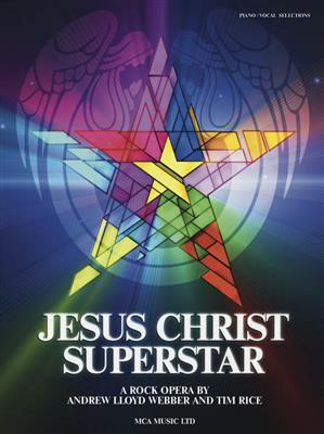 Andrew Lloyd Webber Tim Rice Jesus Christ Superstar Updated Edition