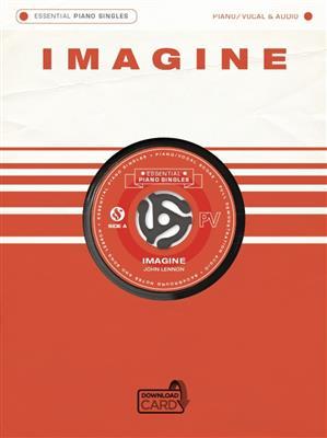 Essential Piano Singles: John Lennon - Imagine