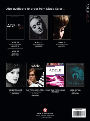 Adele: Hello (Piano, Vocal And Guitar)