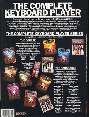 The Complete Keyboard Player: Songbook 2