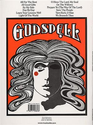 Stephen Schwartz: Godspell - Vocal Selections Cover