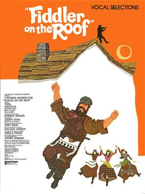 Jerry Bock Fiddler On The Roof Vocal Selections