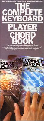 The Complete Keyboard Player: Chord Book