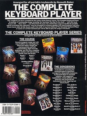 The Complete Keyboard Player: Songbook 9