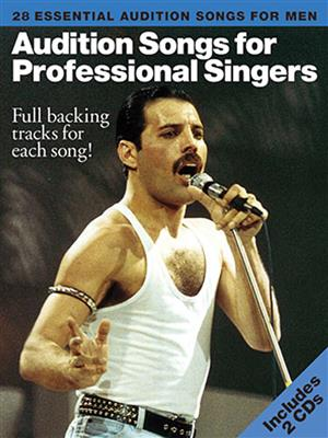 Audition Songs For Professional Male Singers