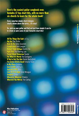 Six Chord Songbook 21st Century Hits