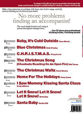 Audition Songs: Christmas Ballads