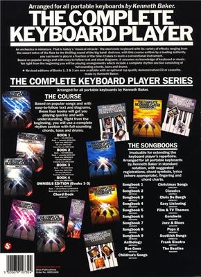 The Complete Keyboard Player Book 2 Book CD