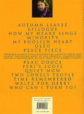 Bill Evans: Jazz Piano