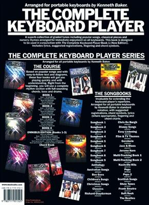 The Complete Keyboard Player Book 1 Supplement