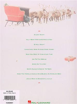 Mariah Carey: Merry Christmas. PVG Sheet Music