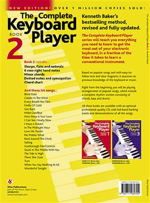 The Complete Keyboard Player Book 2 Revised Edition