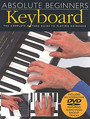 Absolute Beginners: Keyboard (Book/DVD)