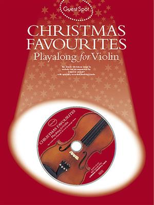 Guest Spot: Christmas Favourites Playalong For Violin