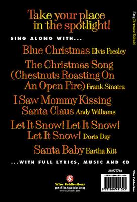 Cover for Sing Christmas Ballads
