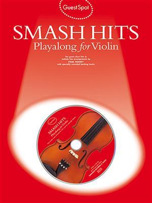 Guest Spot: Smash Hits Playalong For Violin (2004 Edition)