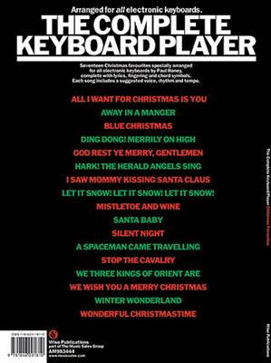 The Complete Keyboard Player Christmas Favourites