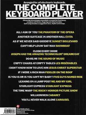 The Complete Keyboard Player Songbook 15 Showstoppers