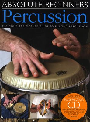 Absolute Beginners - Percussion Cover