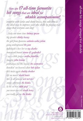 All-Time Hit Songs Arranged For Ukulele