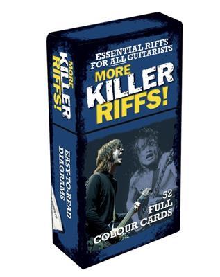 More Killer Riffs! 52 Full Colour Cards