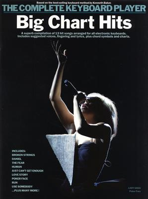 The Complete Keyboard Player: Big Chart Hits