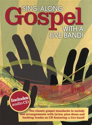 Sing-Along Gospel With A Live Band Cover