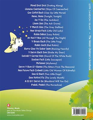 Cover for The Welsh Childrens Songbook Book And CD