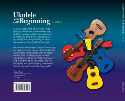 Ukulele From The Beginning: Book 2