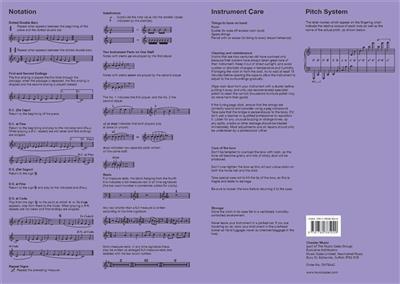 Violin Fingering Chart