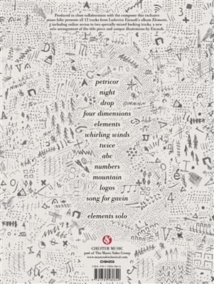 Ludovico Einaudi: Elements Cover