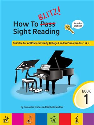 Cover for How To Blitz Sight Reading Book 1