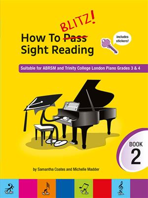 How To Blitz! Sight Reading Book 2