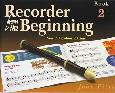 Recorder From The Beginning : Pupil's Book 2 (2004 Edition)