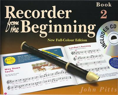 Recorder From The Beginning : Pupil's Book/CD 2 (2004 Edition)