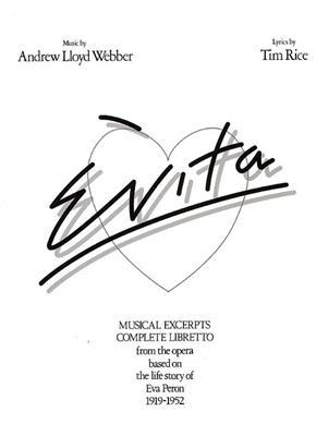 Andrew Lloyd Webber: Evita - Vocal Selections