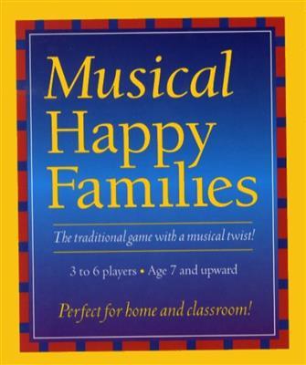 Musical Happy Families: Quartet Cover