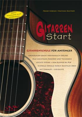 Gitarren Start. Guitar Sheet Music