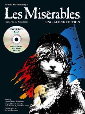 Alain Boublil/Claude-Michel Schonberg: Les Miserables - Sing-Along Edition Cover