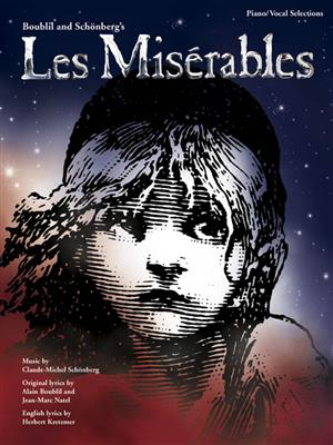 Boublil Schonberg Les Miserables Piano Vocal Selections Update