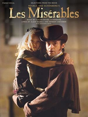 Boublil/Sch�nberg: Les Miserables (Selections From The Movie) Cover